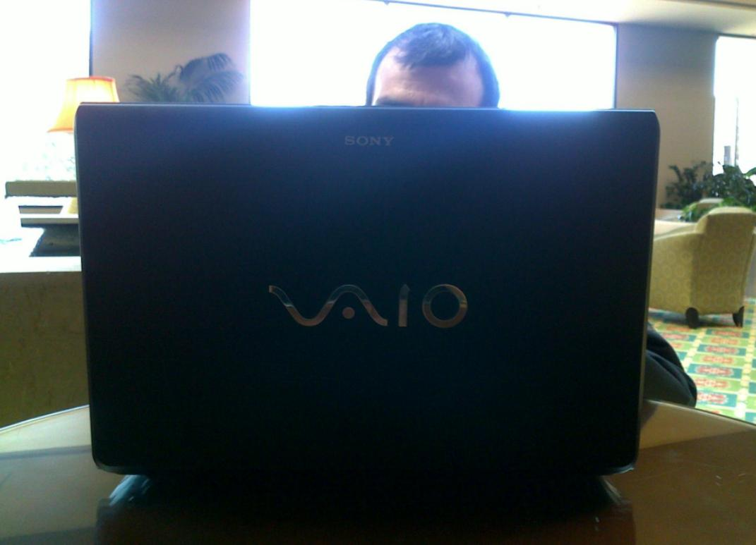 Dougs New VAIO