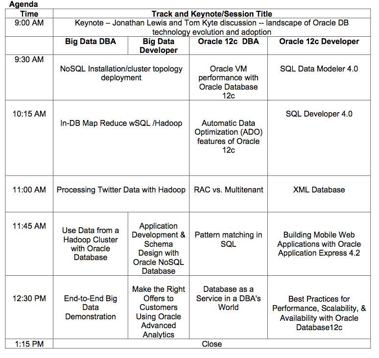 OracleEMEA_VDD2014_Agenda