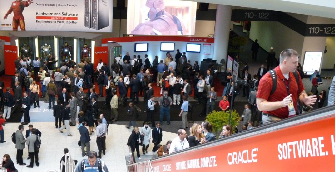 Oracle Open World 2010