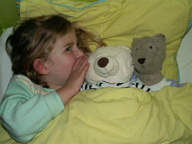 Athina, Bear and Flip