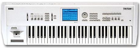 Korg Triton Pro - 76 keys