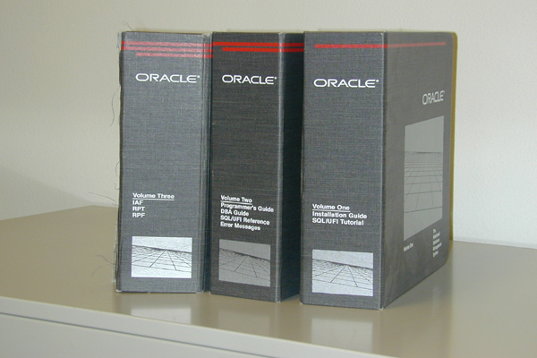Oracle 4.1 Documentation - 02